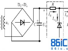 稳压二极管在稳压电路的应用以及稳压二极管的特点